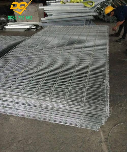 Mẫu hàng rào lưới -
